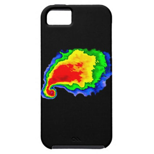 Hook Echo iPhone 5 Cover