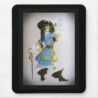 Hook from Peter Pan Mouse Pad