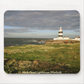 Hook Head Lighthouse Mouse Pads