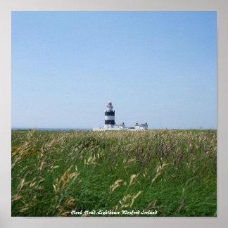 Hook Head Lighthouse Wexford Ireland Poster