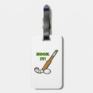 Hook It Bag Tag