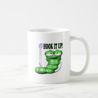 Hook It Up 2 Coffee Mug