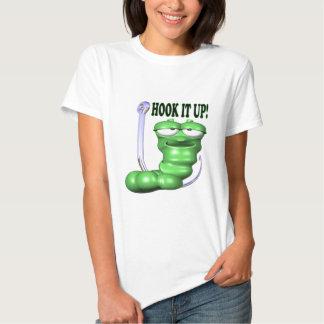 Hook It Up 2 T Shirt