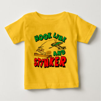Hook Line and Stinker T-shirts Gifts