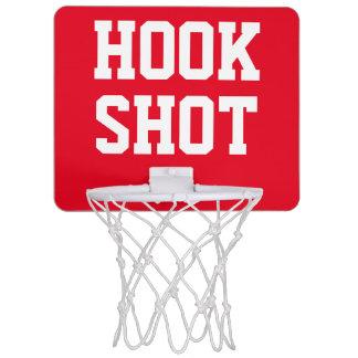 Hook Shot Mini Basketball Backboard