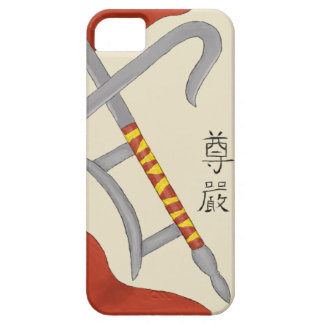 Hook Swords iPhone SE/5/5s Case