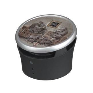 Hookah Apes Bumpster Speaker