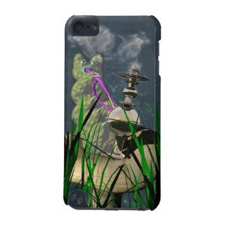 Hookah-smoking caterpillar iPod touch 5G case