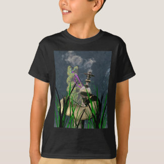 Hookah smoking caterpillar T-Shirt