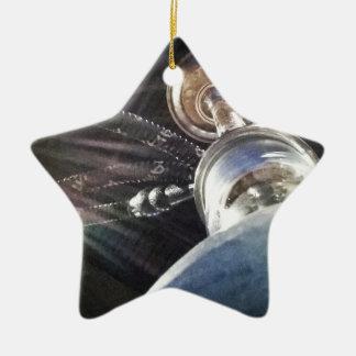 Hookah Time Ceramic Ornament