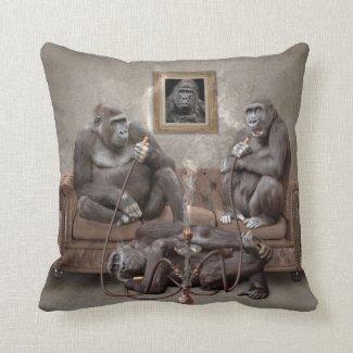Hookah Tokin Ape Pillow