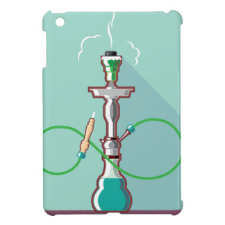 Hookah vector art iPad mini cover