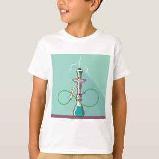 Hookah vector art T-Shirt