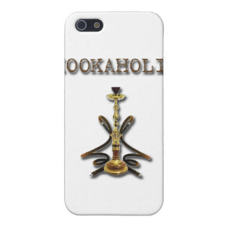 HOOKAHOLIC brown Case For iPhone SE/5/5s