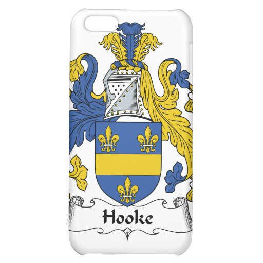 Hooke Family Crest Case For iPhone 5C