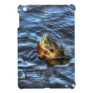 Hooked Bluegill Sun Fish Outdoor Sporting Gift Case For The iPad Mini