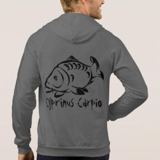 Hooked - Cyprinus Carpio - Full Zip Hodie Hooded Sweatshirt