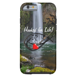Hooked for Life Tough iPhone 6 Case