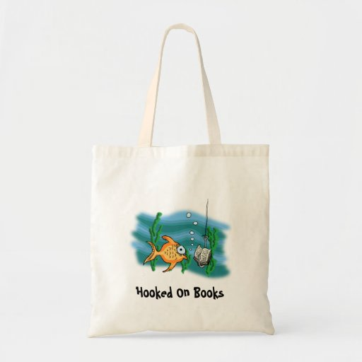 Hooked On Books Bag