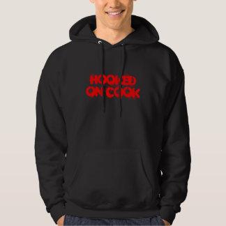 HOOKED ON COOK, David Rocks Sweatshirt