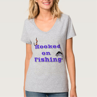Hooked on FIishing T-Shirt