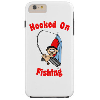 Hooked On Fishing Tough iPhone 6 Plus Case