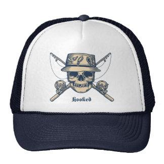 Hooked Trucker Hat