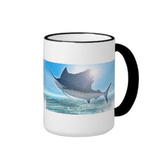 Hooked Up!!! Ringer Mug