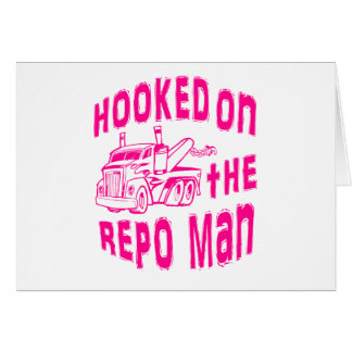 hookedpink.png greeting card