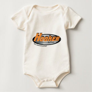Hooker Audio Merchandise Baby Bodysuit