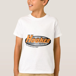 Hooker Audio Merchandise T-Shirt