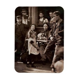 Hookey Alf de Whitechapel, a partir de la 'vida en Iman De Vinilo