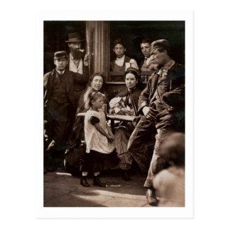 Hookey Alf de Whitechapel, a partir de la 'vida en Tarjeta Postal