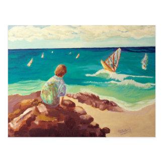 Hookipa Maui Postcard