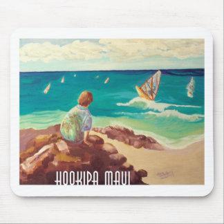 hookipa windsurfing mouse pad