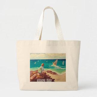 hookipa windsurfing tote bags