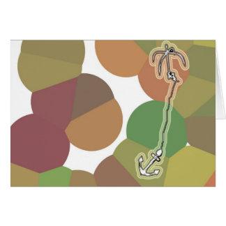 Hooks & Anchors Card