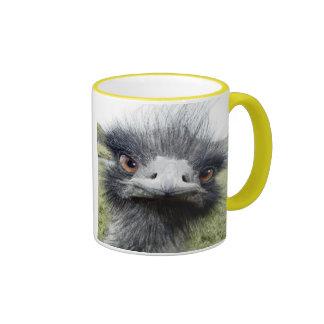 Hooks Ringer Coffee Mug