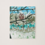 """Hoolandia (c) 2013 - el búho sazona - """"inviernos """" rompecabezas"""