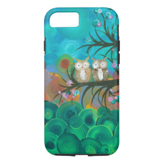 Hoolandia (c) 2013 – Owl Couples iPhone 7 Case
