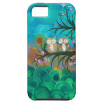 Hoolandia (c) 2013 – Owl Couples iPhone SE/5/5s Case