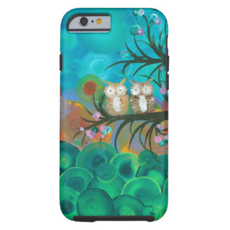Hoolandia (c) 2013 – Owl Couples Tough iPhone 6 Case