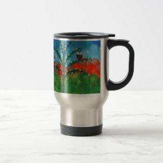 Hoolandia (c) 2013 – Owl Couples Travel Mug