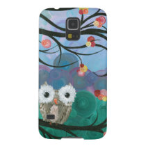 Hoolandia (c) 2013 – Owl Expressions Series Galaxy S5 Case