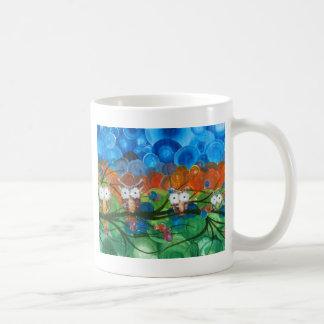 Hoolandia (c) 2013 – Owl Family Trees Coffee Mug