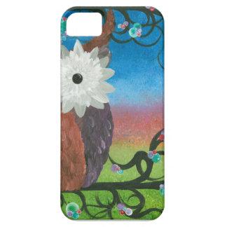 Hoolandia (c) 2013 – Owl Half-a-Hoot Series iPhone SE/5/5s Case