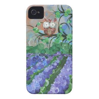 "Hoolandia (c) 2013 – Owl Seasons - ""Summer"" iPhone 4 Cover"
