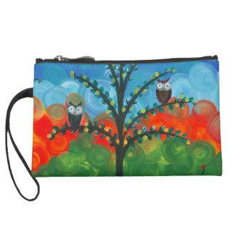 Hoolandia (c) 2013 – Owl Wrist Bags