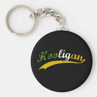 Hooligan $6.95 Collectible Art Key Chain