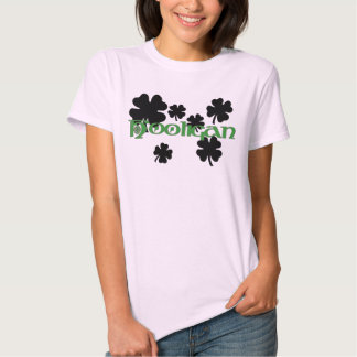 Hooligan and shamrock T-Shirt